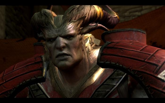 Dragon Age Uldred. with dragon age, qunari