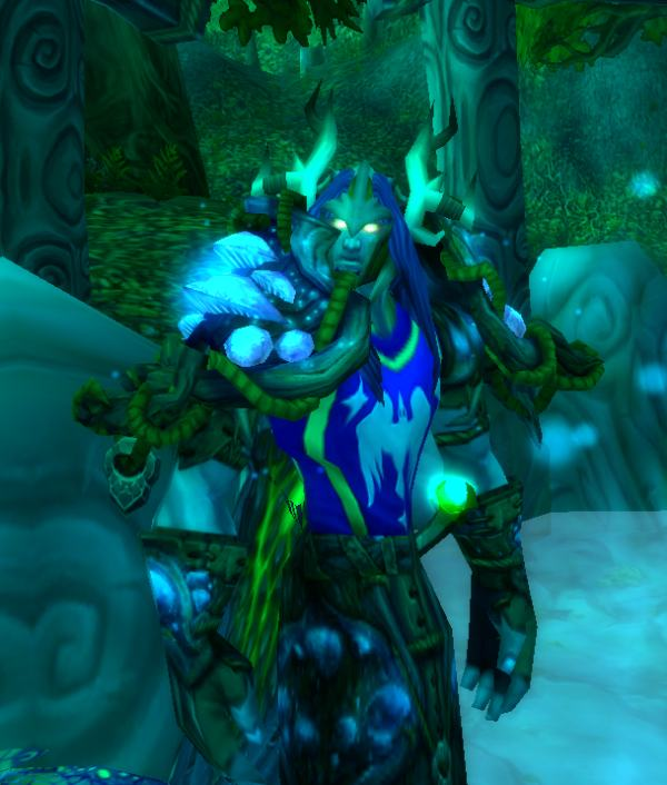 Ornasse Evershade - Elder Druid