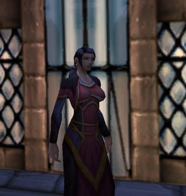 Sister Temperance Stillwater - Cursed Priestess