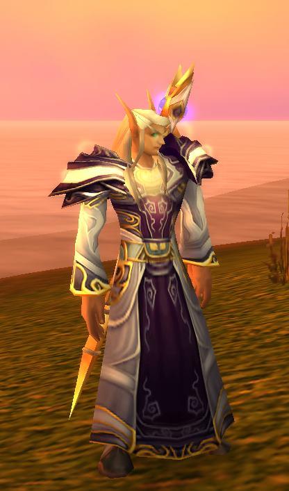 Confessor Morthorn