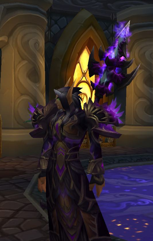 Raleth - Sin'dorei Battlemage