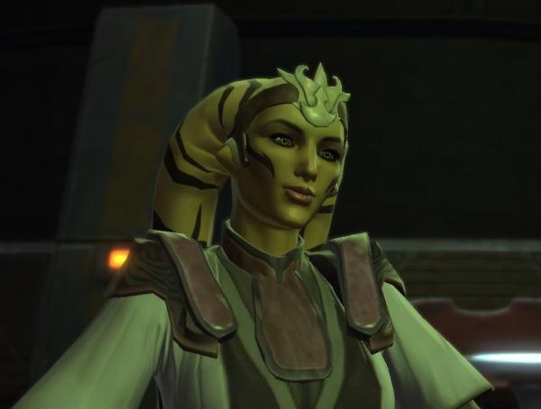 Zamarra - Jedi Sage