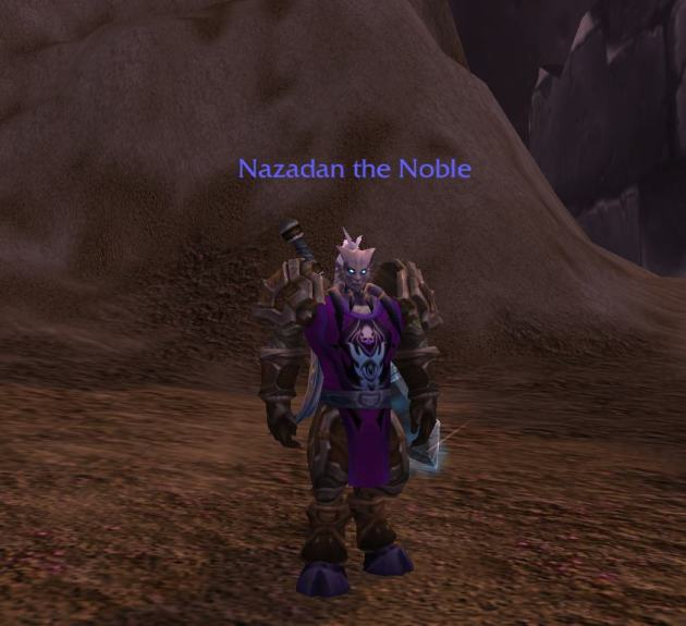 Nazadan